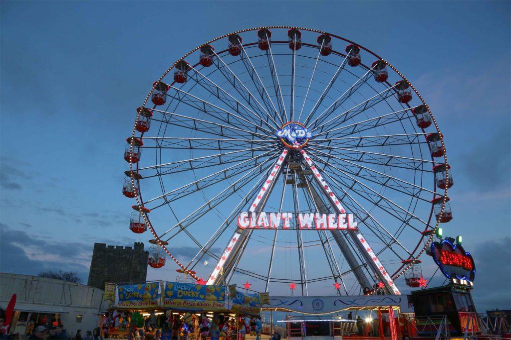 The Giant Wheel - Planet Fun