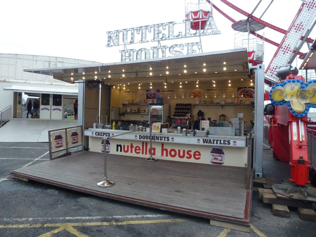Nutella House - Planet Fun