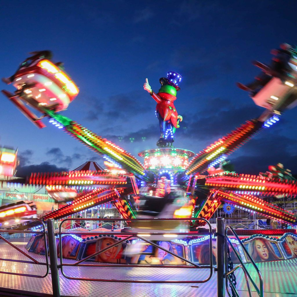 Jumpin Frogs Ride - Planet Fun