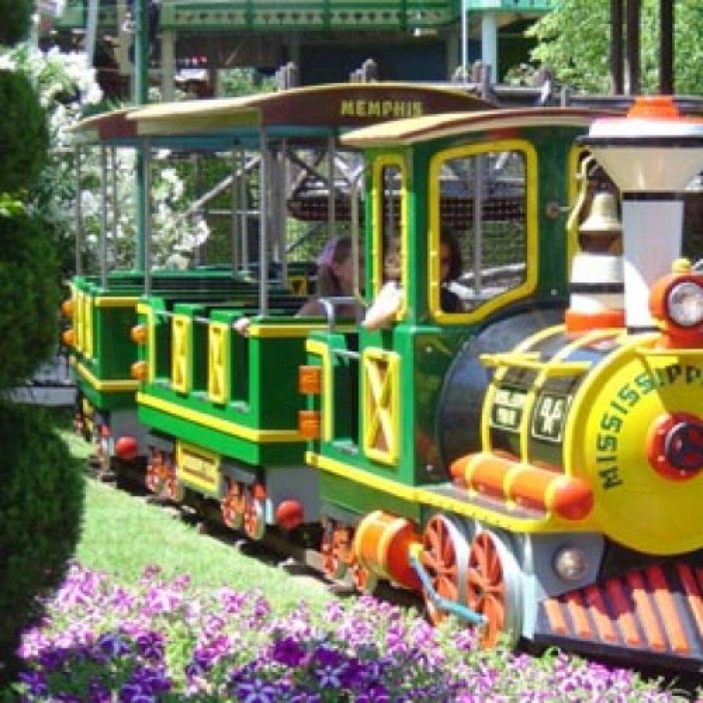 Mississippi Train - Planet Fun